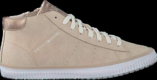 Beige ESPRIT Sneakers RIATA BOOTIE  - large
