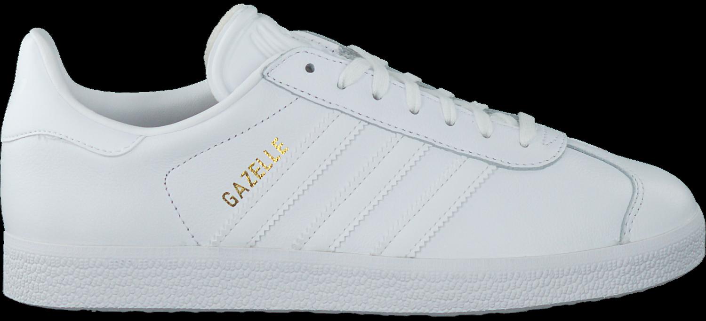 Witte ADIDAS Sneakers GAZELLE DAMES - Omoda.nl
