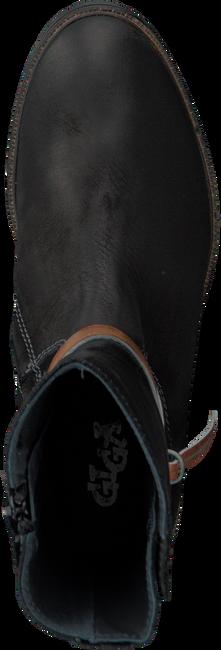 Zwarte GIGA Lange laarzen 7950  - large