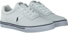 Witte POLO RALPH LAUREN Sneakers HANFORD KIDS  - small