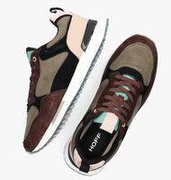 Groene THE HOFF BRAND Lage sneakers CHIANG MAI  - medium