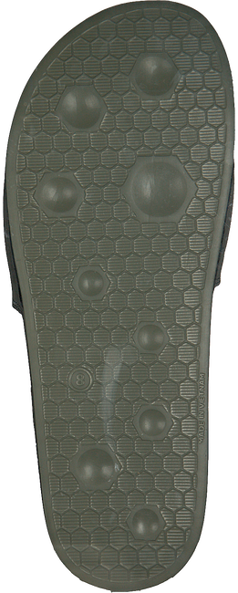 Groene PUMA Slippers LEADCAT SUEDE MEN - large
