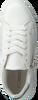 Witte ESPRIT Sneakers CINDY ZIP LU  - small