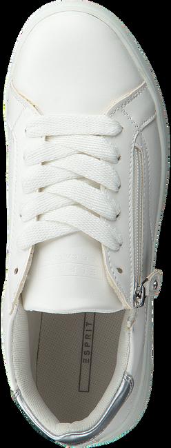 Witte ESPRIT Sneakers CINDY ZIP LU  - large