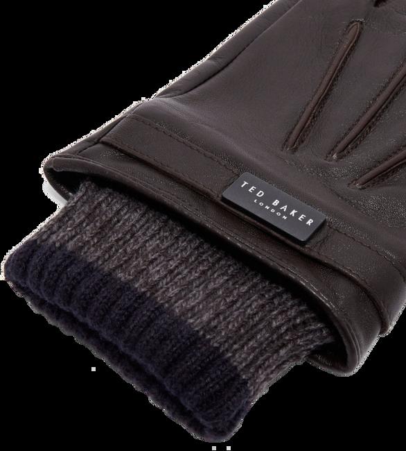 Bruine TED BAKER Handschoenen QUIFF - large