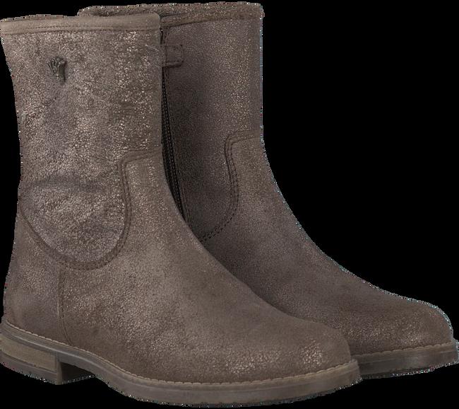 Bruine OMODA Lange laarzen 4268  - large