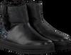 Zwarte UNISA Enkelboots FLORY_GR_GL - small
