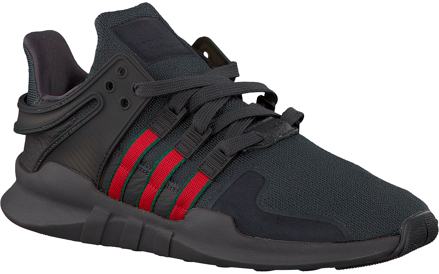 grijze adidas sneakers eqt support adv heren