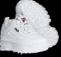 Witte FILA Lage sneakers DISRUPTOR INFANTS  - medium