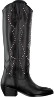 Zwarte DEABUSED Hoge laarzen DEA-60  - medium