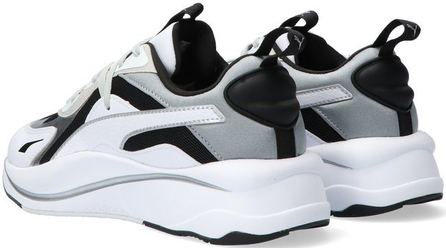 Witte PUMA Lage sneakers RS CURVE GLOW WN'S - large