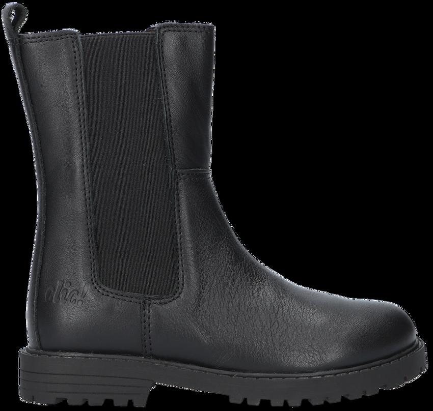 Zwarte CLIC! Chelsea boots CL-20400  - larger