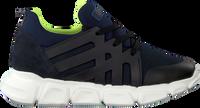 Blauwe RED-RAG Lage sneakers 13449  - medium