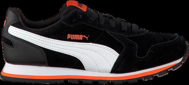 Zwarte PUMA Sneakers ST RUNNER SD JR  - large