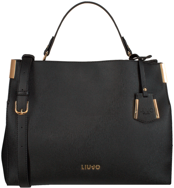 Zwarte LIU JO Handtas ISOLA SHOPPING BAG  - large
