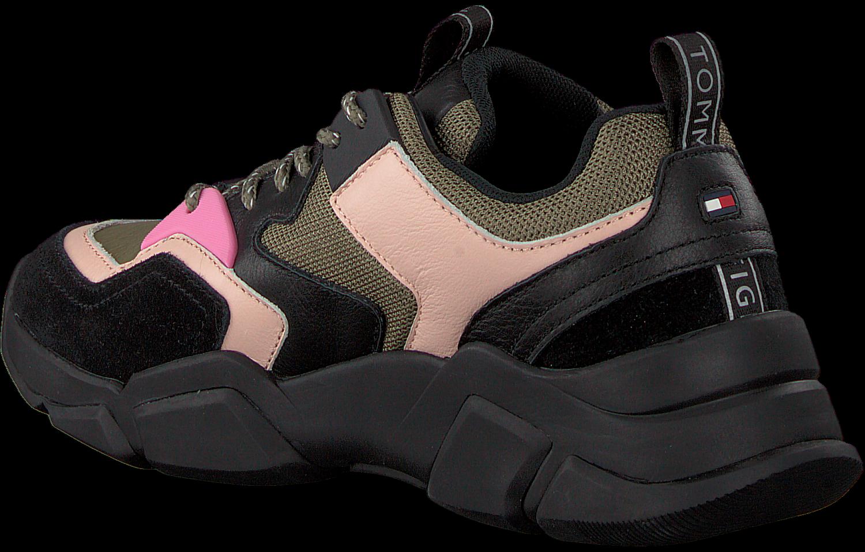 Groene TOMMY HILFIGER Sneakers COSY CHUNKY | Omoda
