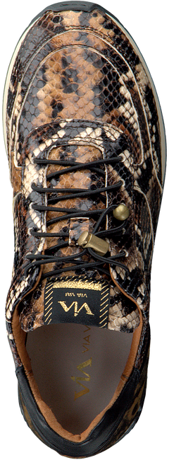 Cognac VIA VAI Lage sneakers LYNN KAA - large