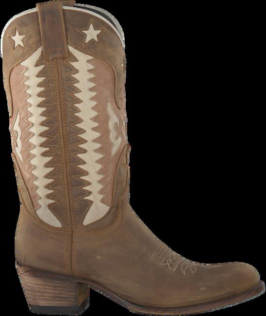 Bruine SENDRA Cowboylaarzen 14144  - large