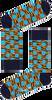Blauwe HAPPY SOCKS Sokken TIGER DOT SOCK  - small