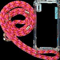 Roze KASCHA-C Telefoonkoord PHONECORD IPHONE XR  - medium