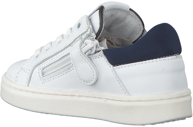 Witte PINOCCHIO Lage sneakers P1232  - large