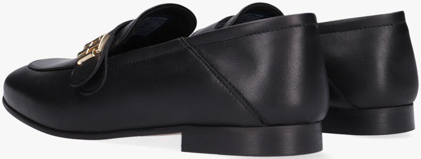 Zwarte TOMMY HILFIGER Loafers TH ESSENTIALS LOAFER  - larger