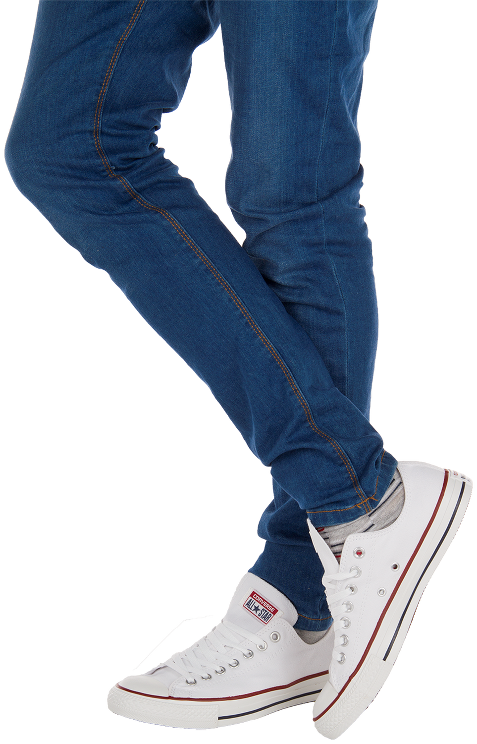 Witte CONVERSE Sneakers CHUCK TAYLOR ALL STAR OX HEREN   Omoda