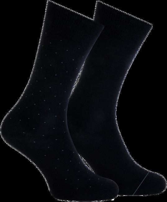Zwarte MARCMARCS Sokken ANDREAS COTTON 2-PACK - large