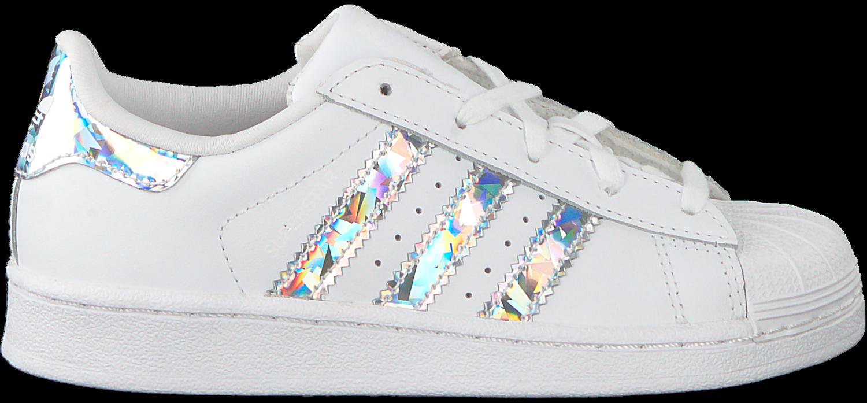 06c7600e3c8 Witte ADIDAS Sneakers SUPERSTAR C - Omoda.nl