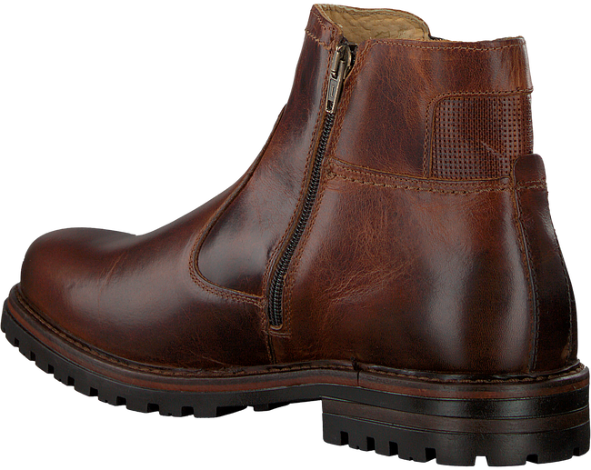 Cognac OMODA Chelsea boots 710060 - large