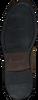 Taupe HUNDRED 100 Veterschoenen M681  - small