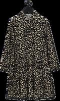 Zwarte MSCH COPENHAGEN Mini jurk BAHIRA JALINA SHORT DRESS AOP