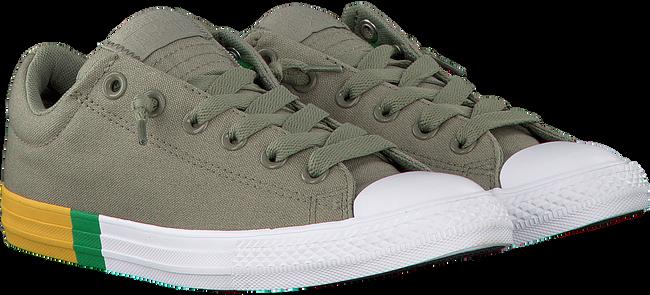 Groene CONVERSE Sneakers CTAS STREET SLIP KIDS - large