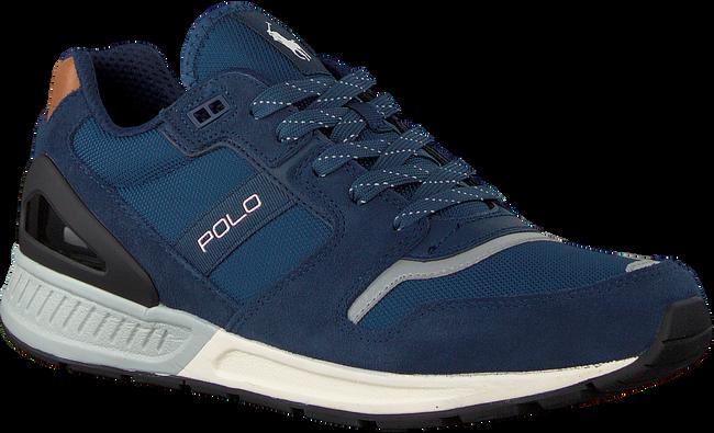 Blauwe POLO RALPH LAUREN Sneakers TRAIN100  - large