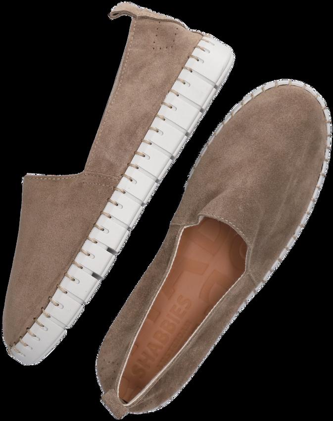 Beige SHABBIES Loafers 120020026  - larger