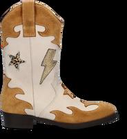 Bruine SHOESME Cowboylaarzen WT21W116  - medium