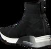 Zwarte ASH Sneakers LULU CAMO - small