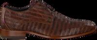 Bruine REHAB Nette schoenen GREG SNAKE STRIPES - medium