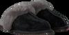 Zwarte UGG Pantoffels W SCUFFETTE II - small