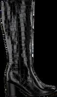 Zwarte GABOR Lange laarzen 569.1  - medium
