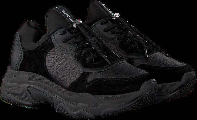Zwarte BRONX Sneakers 66167 - large