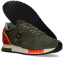 Groene BLAUER Lage sneaker QUEENS01 - small