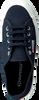 Blauwe SUPERGA Sneakers 2750 COTUCLASSIC  - small