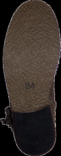 Taupe CLIC! Lange laarzen CL8812  - large