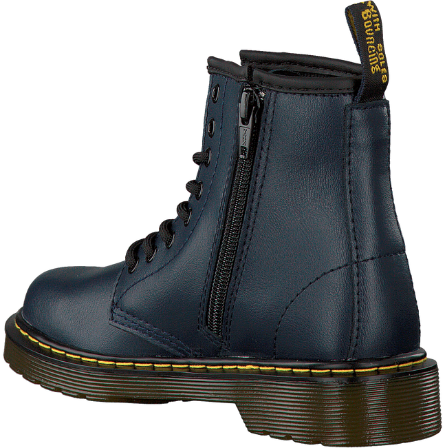 Blauwe DR MARTENS Veterboots DELANEY/BROOKLY - large