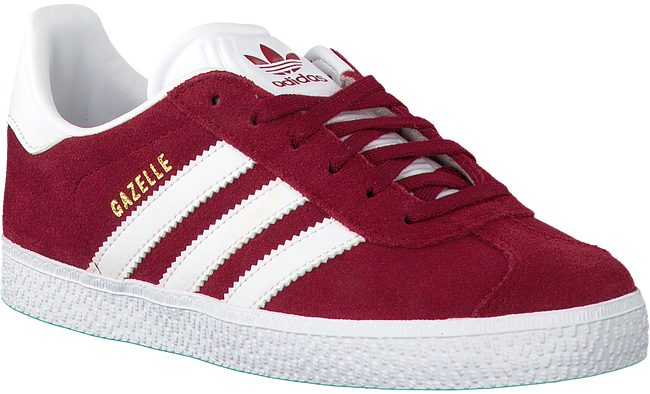 Rode ADIDAS Sneakers GAZELLE C  - large