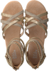 Gouden BULLBOXER Sandalen AED009  - small