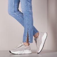 Beige HUB Lage sneakers ROCK-W  - medium