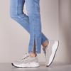 Beige HUB Lage sneakers ROCK-W  - small