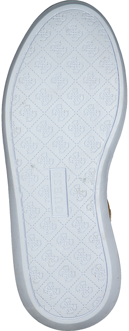 Gele GUESS Sneakers BUCKY  - large